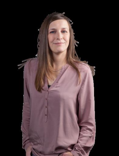 Christiane Hellwig (Assistentin der Geschäftsleitung)
